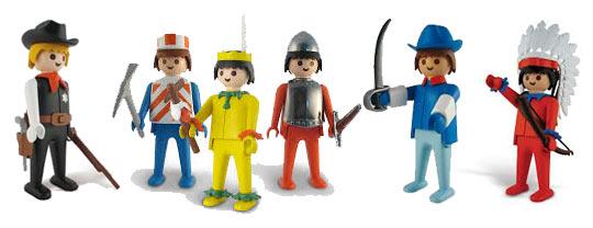 Playmobil en avant les histoires